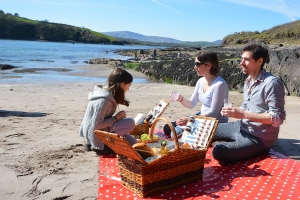 Picnic in Dingle
