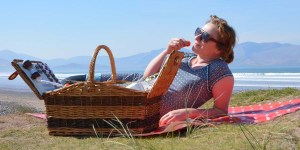 Clodagh, enjoy a picnic in the sun!
