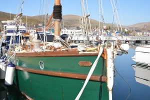 Boat in Dingle Harbour