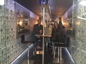 VIP tasting bar!