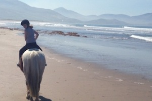 Horse riding Castlegregory