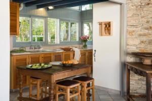 Open plan kitchen Monadiko