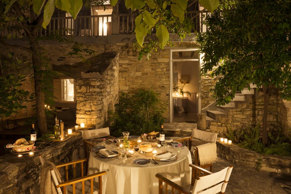 Summer nights at Secret Retreat Polytimo